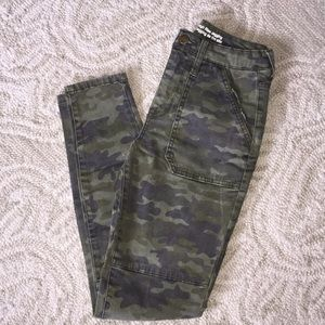Mossimo size 0 high waisted jeggings